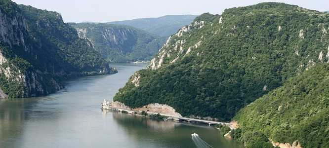 Cazane- The Danube Narrow Path