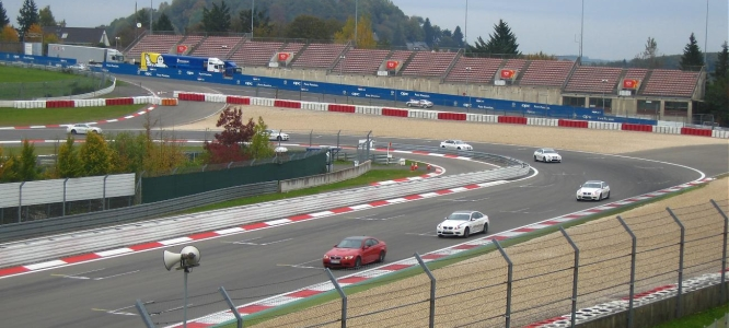 Driving Experiences (photo Nurburgring)