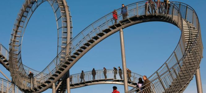 Tiger and Turtle – Magic Mountain, Duisburg